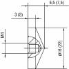 12.02.01 D16 Заглушка 12.02.01 (никель, D16 mm)